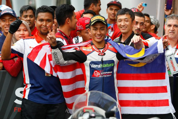 supersport sepang malaisie