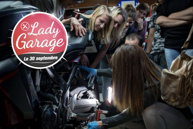 Lady Garage septembre