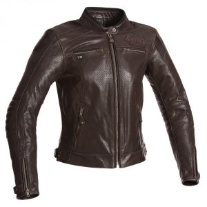 blouson-segura-lady-iron-marron