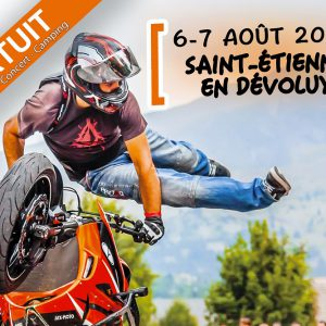 Compétition de stunt - Contest International Extreme Riders