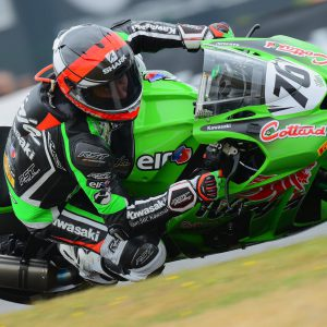 Matthieu Lagrive Champion de France Superbike Stock 2016