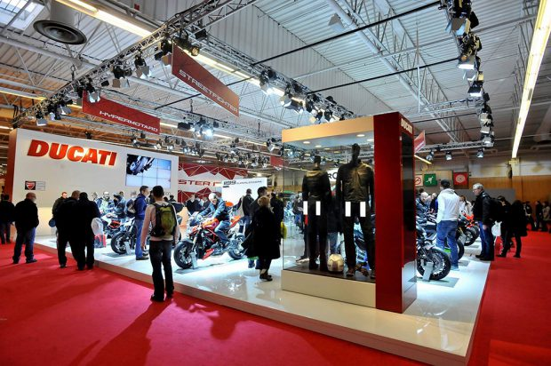salon de la moto Paris 2018