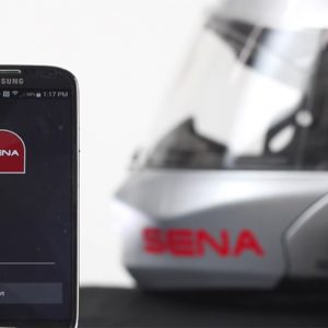 Application Sena RideConnected