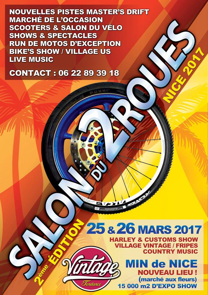 Salon 2 roues nice motor show dafy the blog for Salon 2 roues