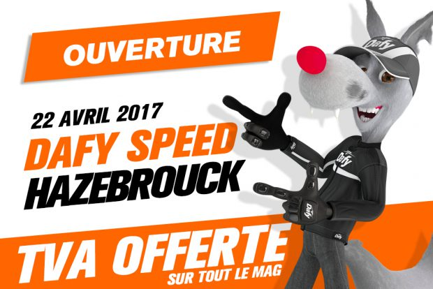 Ouverture Dafy Speed Hazebrouck