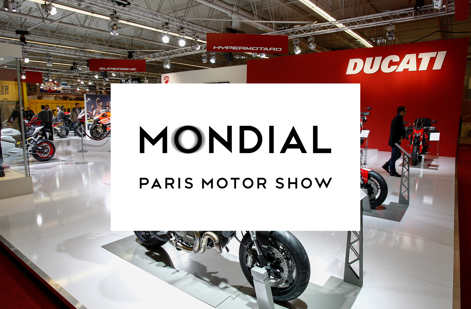 le mondial de la moto au mondial de l 39 auto en 2018 dafy the blog. Black Bedroom Furniture Sets. Home Design Ideas