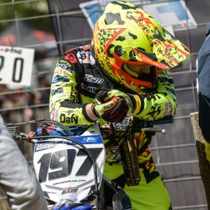 Morgan Jacquelin Vice Champione de France MX1 2017