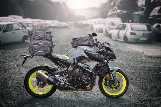 Choix bagagerie moto