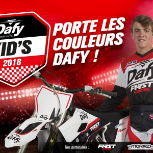 team dafy kid's enduro / cross