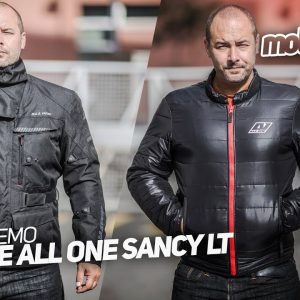 Test veste All One Sancy LT