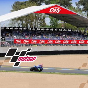 Tribune Dafy La Chapelle GP France