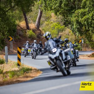 Location moto Hertz Ride Dafy