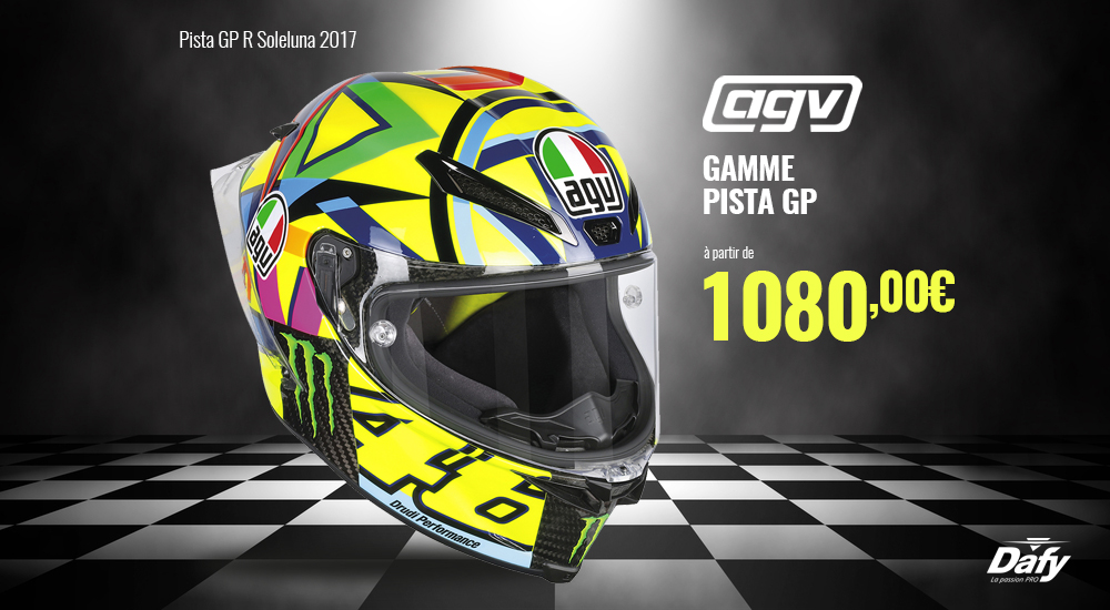 casque piste agv gp r soleluna rossi dafy the blog. Black Bedroom Furniture Sets. Home Design Ideas